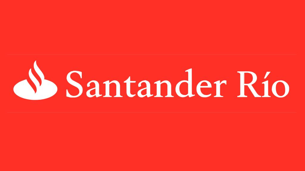 logo santander rio