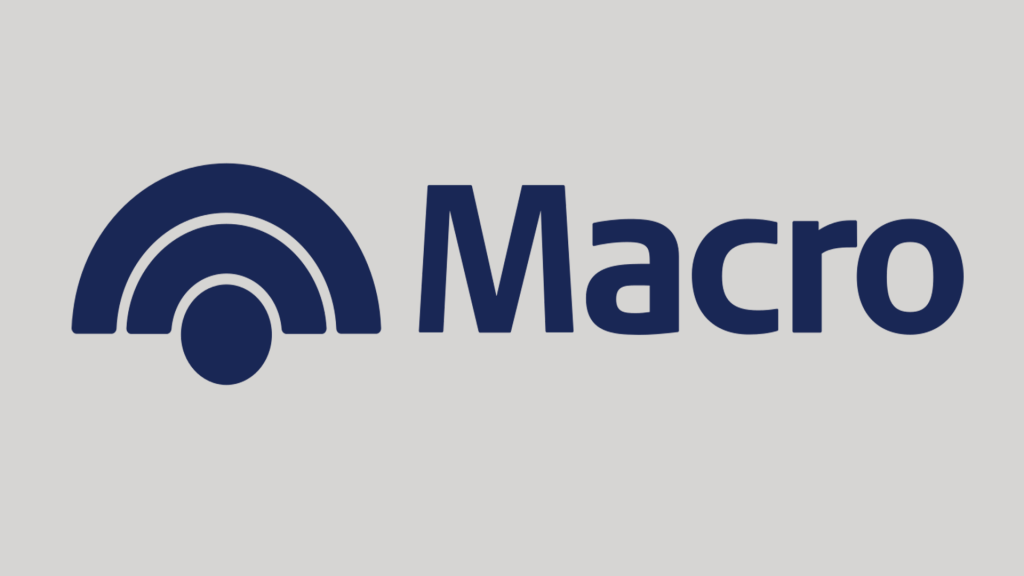 banco macro logo