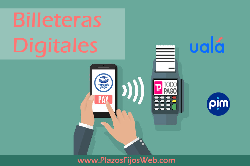 billeteras digitales argentina