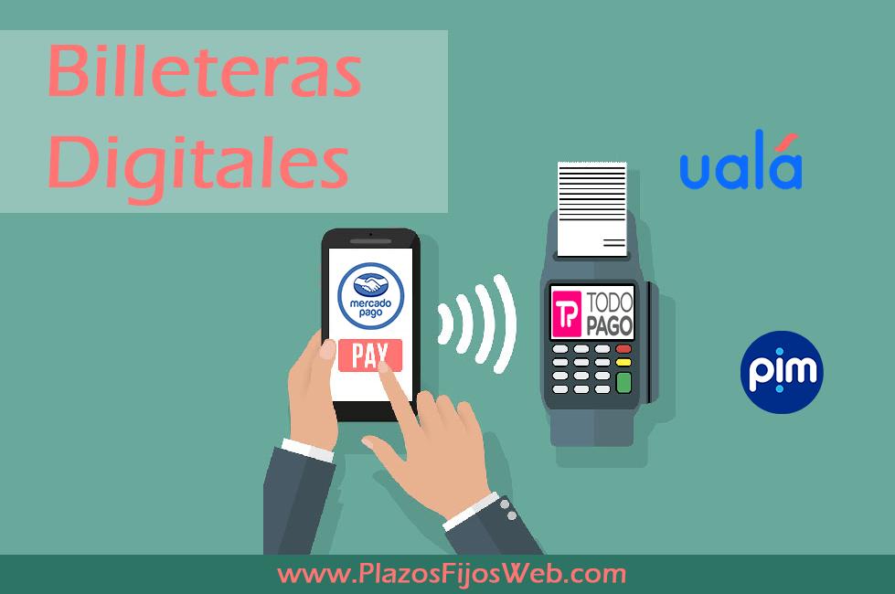 billeteras digitales argentina