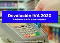 devolucion iva 2020 anses