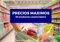 precios maximos anses