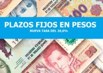 nueva tasa plazos fijos pesos