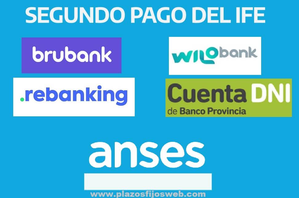 cobro ife bancos digitales