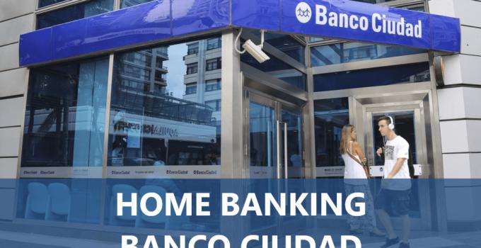 Home Banking Banco Ciudad