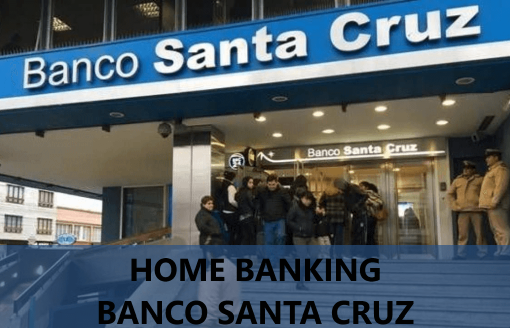 Home Banking Banco Santa Cruz