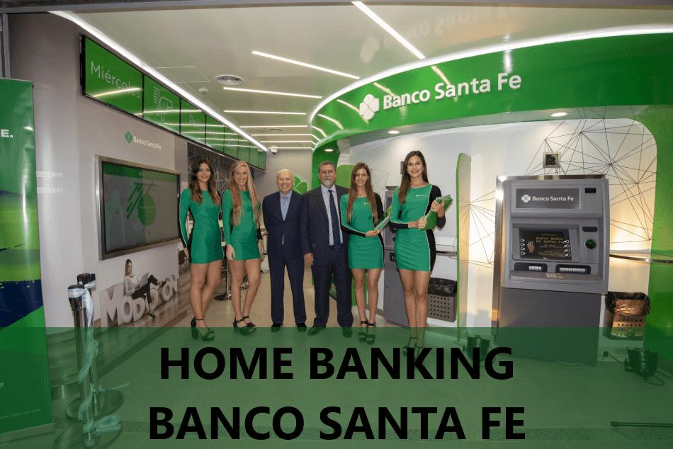 Home Banking Banco Santa Fe