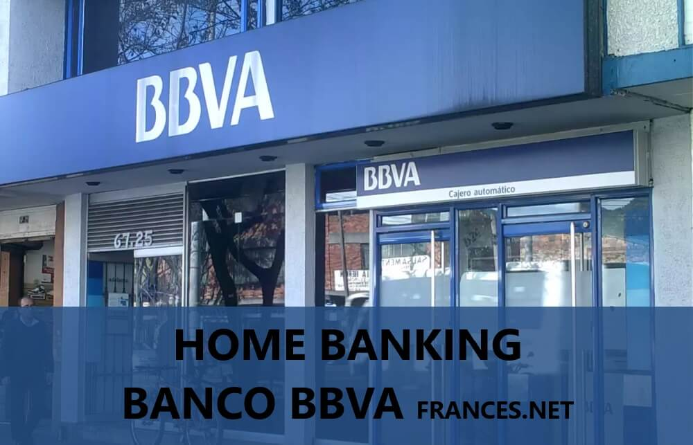 home banking bbva frances net