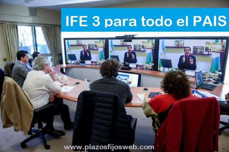 ife 3 todo pais
