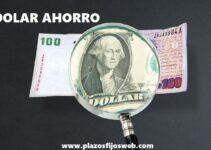 dolar ahorro septiembre 2020