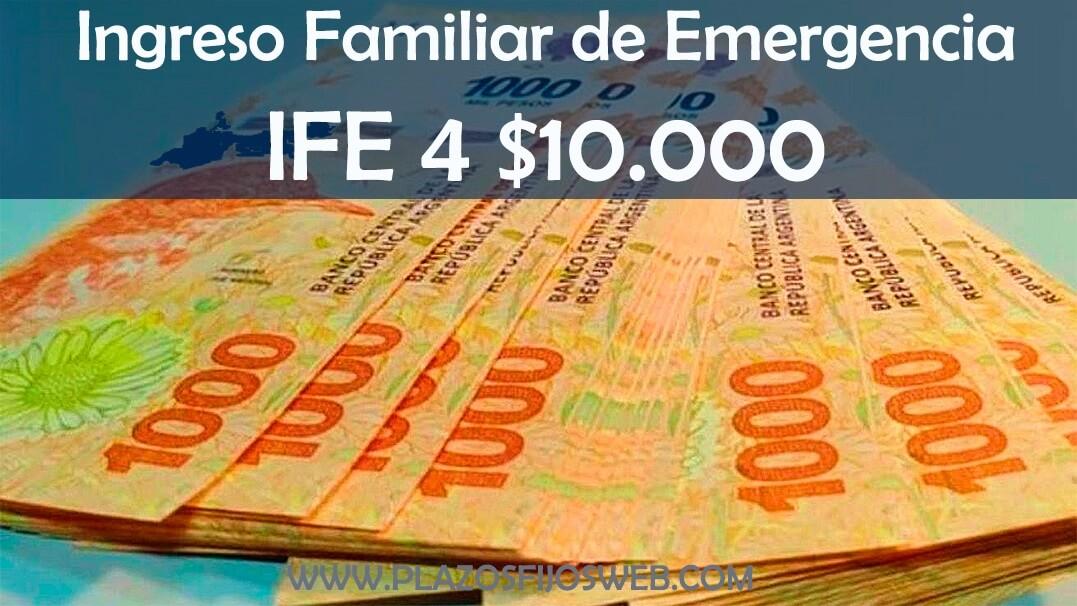 IFE 4 ibu 2020