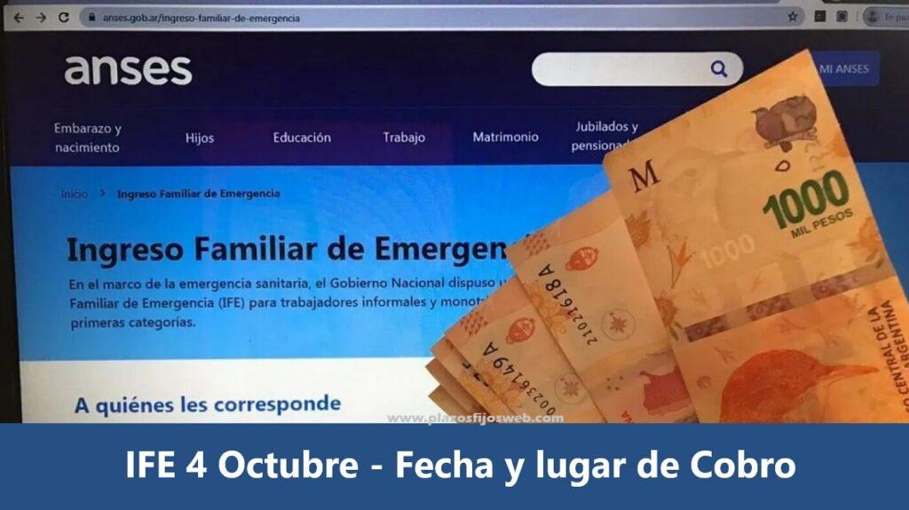 ife 4 octubre anses