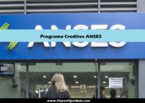 Relanzamiento Programa Creditos ANSES, como tramitarlos