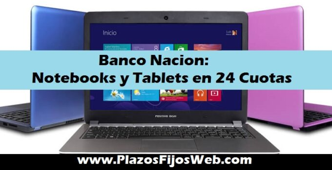 24 Cuotas acceder notebooks y tablets